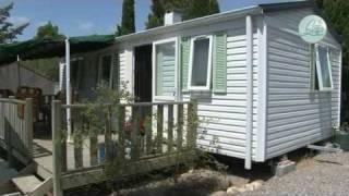 Camping La Nautique **** - Mobile home rentals
