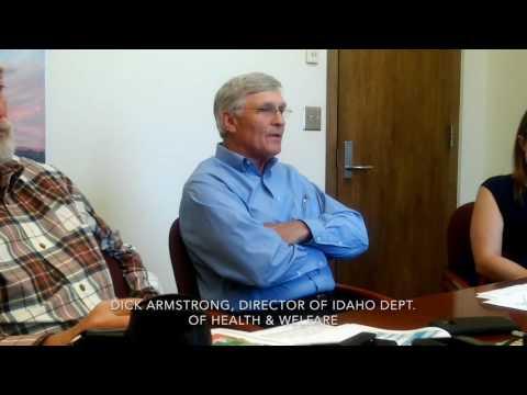 Idaho Health and Welfare director on Medicaid gap