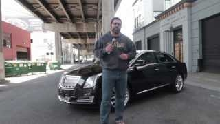 2013 Cadillac XTS AWD Platinum Auto Review