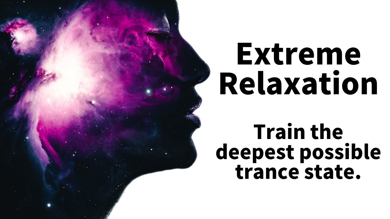 Download Extreme Relaxation Hypnosis for Incredibly Deep Trance (Non-Sleep Deep Rest)