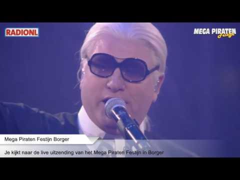 Otto Lagerfett Live am Mega Piraten Festijn ins Borger.