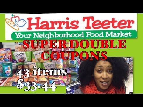 Harris Teeter Super Double Haul 5-7-17