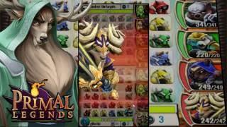 Primal Legends - Node 189 - Random Team 1