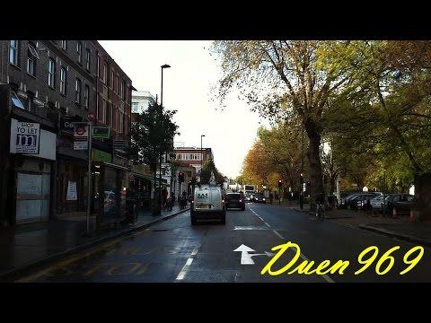 London Streets (583.) - White City - Ealing - Ickenham - Harefield