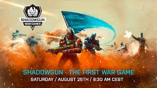 Shadowgun - The First War Game
