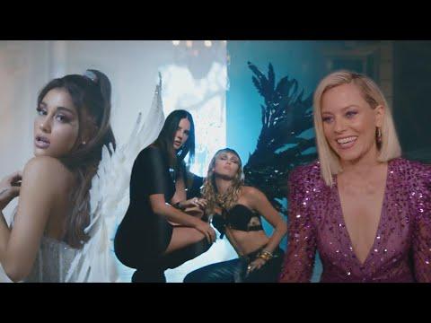 'Charlie's Angels': Elizabeth Banks on How Ariana Grande Made 'Don't Call Me Angel' Happen