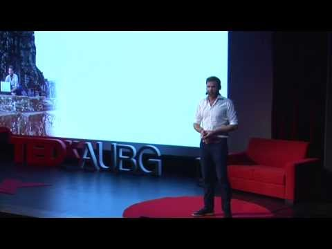 The Importance of Following Your Dreams: Sebastian Canaves at TEDxAUBG