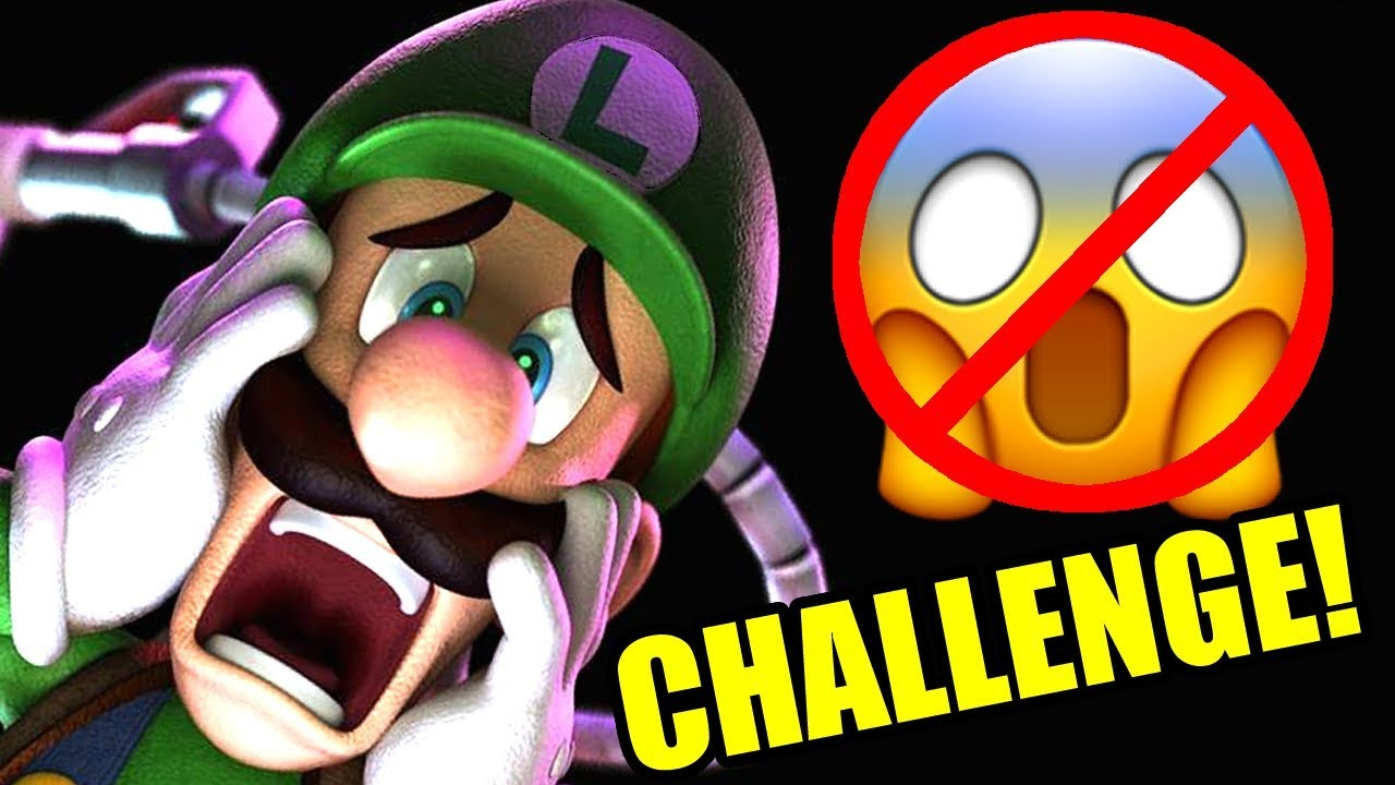 Super Mario TRY NOT TO JUMPSCARE CHALLENGE! (Scariest Moments)