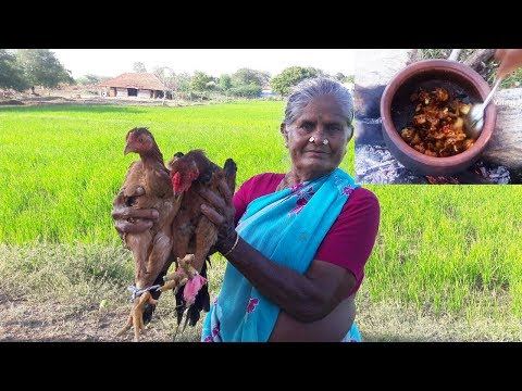 Salt Country Chicken Recipe || Uppu Kari Recipe || Village Food Style