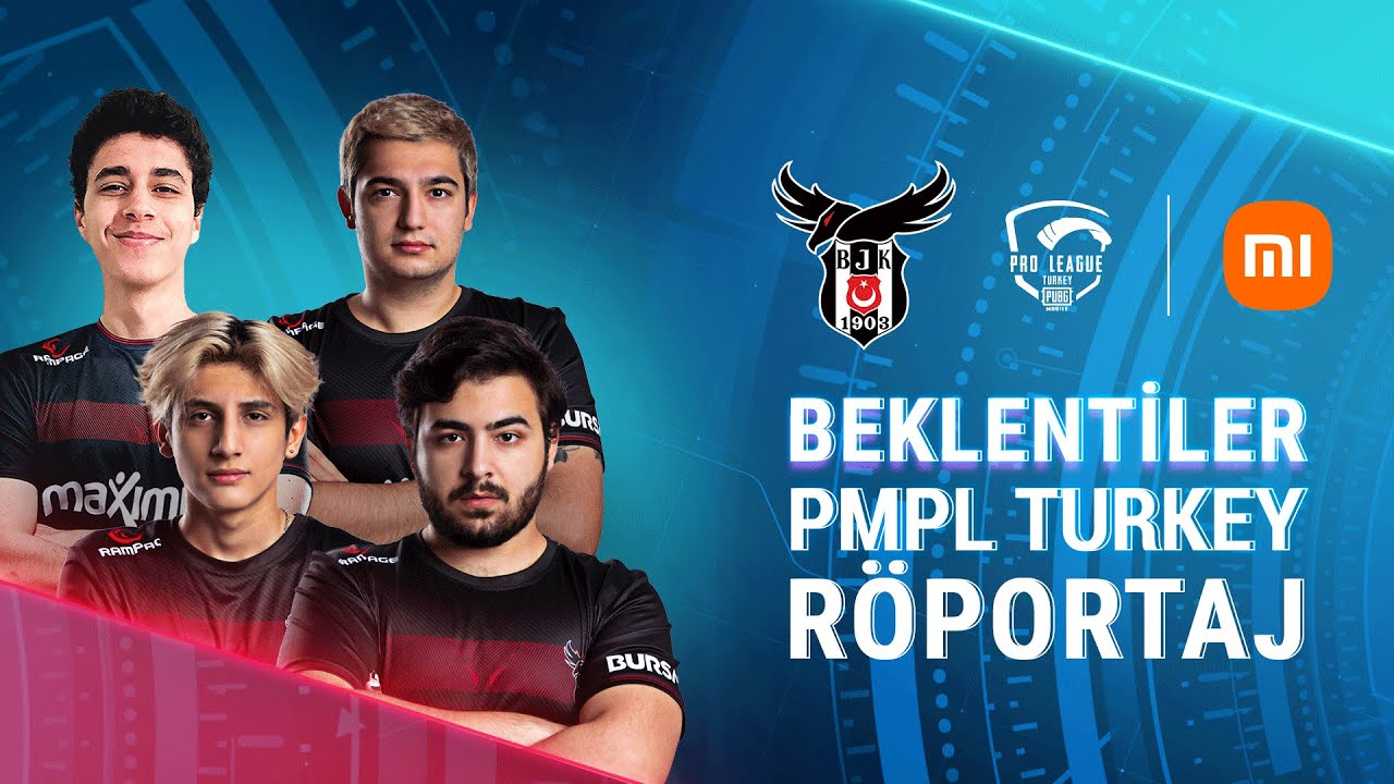 PMPL Turkey - Röportajlar | Beşiktaş Esports - Soulless