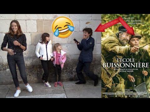 ON SE MARRE AVEC LES ACTEURS DU FILM !! • Studio Bubble Tea