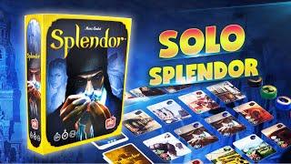 [Board Game VN] [Splendor #1] MÀN SOLO CỰC ĐỈNH VÀ CÁI KẾT BẤT NGỜ KHI GHIM QUÁ NHIỀU