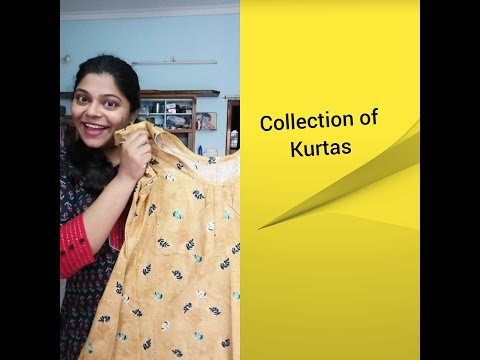 Beautiful collection of kurtas Contact me on 8466840678