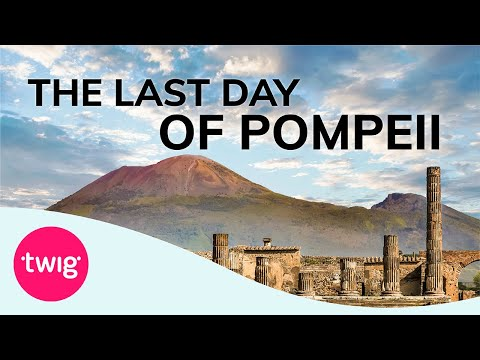 Geography Lesson: Pompeii Volcano Eruption | Twig
