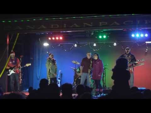 2012 Canadian Pacific Holiday Train, Hartland Wisconsin! HD