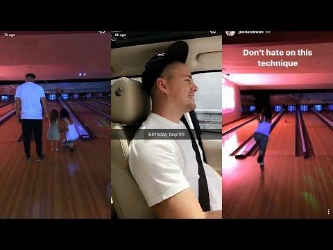 Jenna Dewan Tatum ► Snapchat Story ◄ 26 April   Channing Tatum Birtay