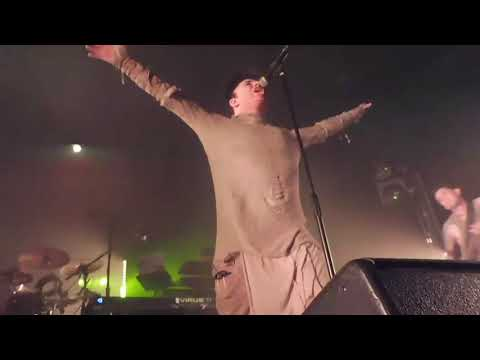 Bed of Thorns - Gary Numan LIVE @ Union Transfer 6/12/17