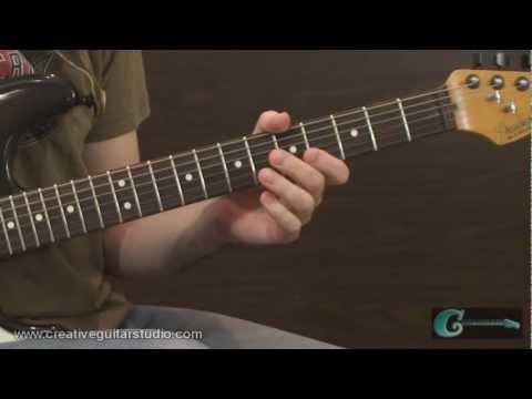 GUITAR THEORY: Arranging Modal Arpeggios