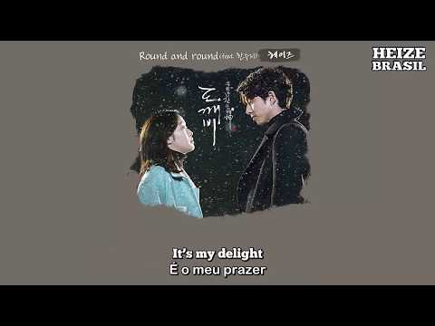 헤이즈 (Heize) - Round And Round (ft. Han Sooji) [Legendado ENG/PT-BR]