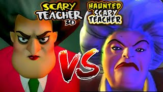 SCARY Haunted TEACHER 3D | Gameplay - Walkthrough [Android - IOS]