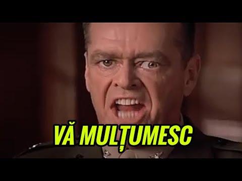 CANDU SPUNE MULȚUMESC