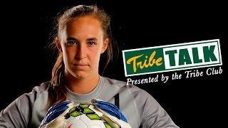 Tribe Talk with Women's Soccer's Caroline Casey (Sept. 10)
