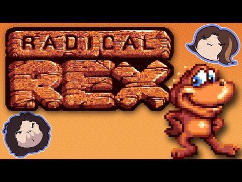 Radical Rex - Game Grumps