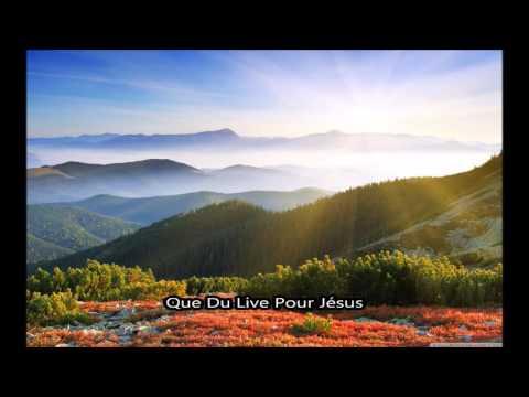 Tu Règnes à Jamais Jésus - LIVE 2016