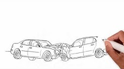 Car Vehicle Insurance Whiteboard Animation