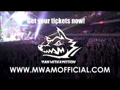 Man With A Mission Official U.S. Summer Tour Promo Mp3
