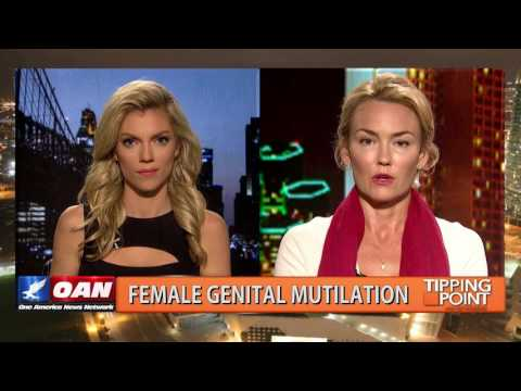 Actress Kelly Carlson discusses FGM on OAN's Tipping Point