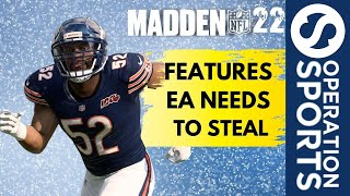 5 Things Madden 22 Should Steal From Other Games
