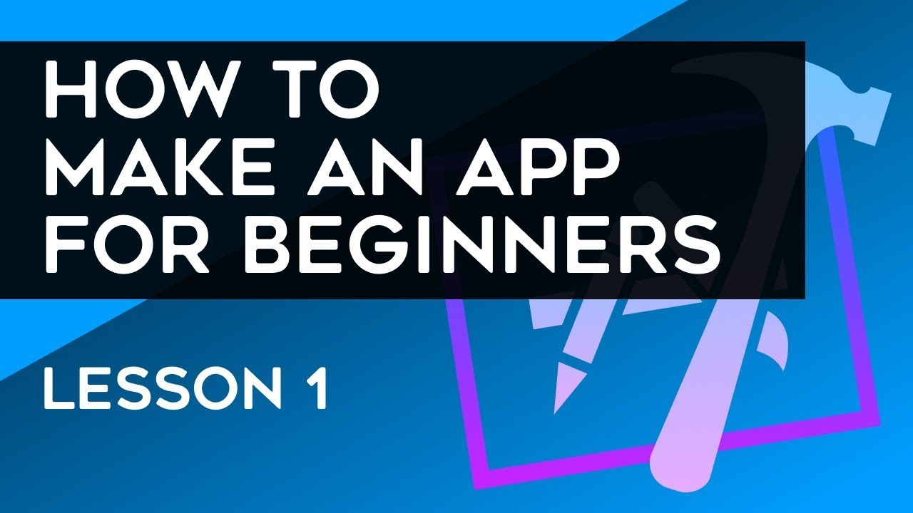 This collection of tutorials will show you how to make an app for iPhone, iPad, Android or desktop.