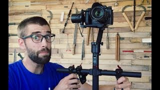 ★★★★★ Moza Air Gimbal Review & Field Test - Amazon