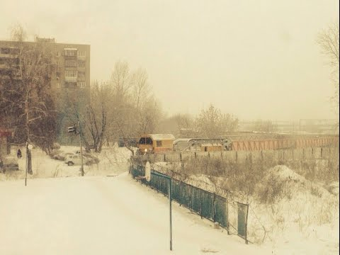 Поезд-призрак в Томилино взбудоражил общественность