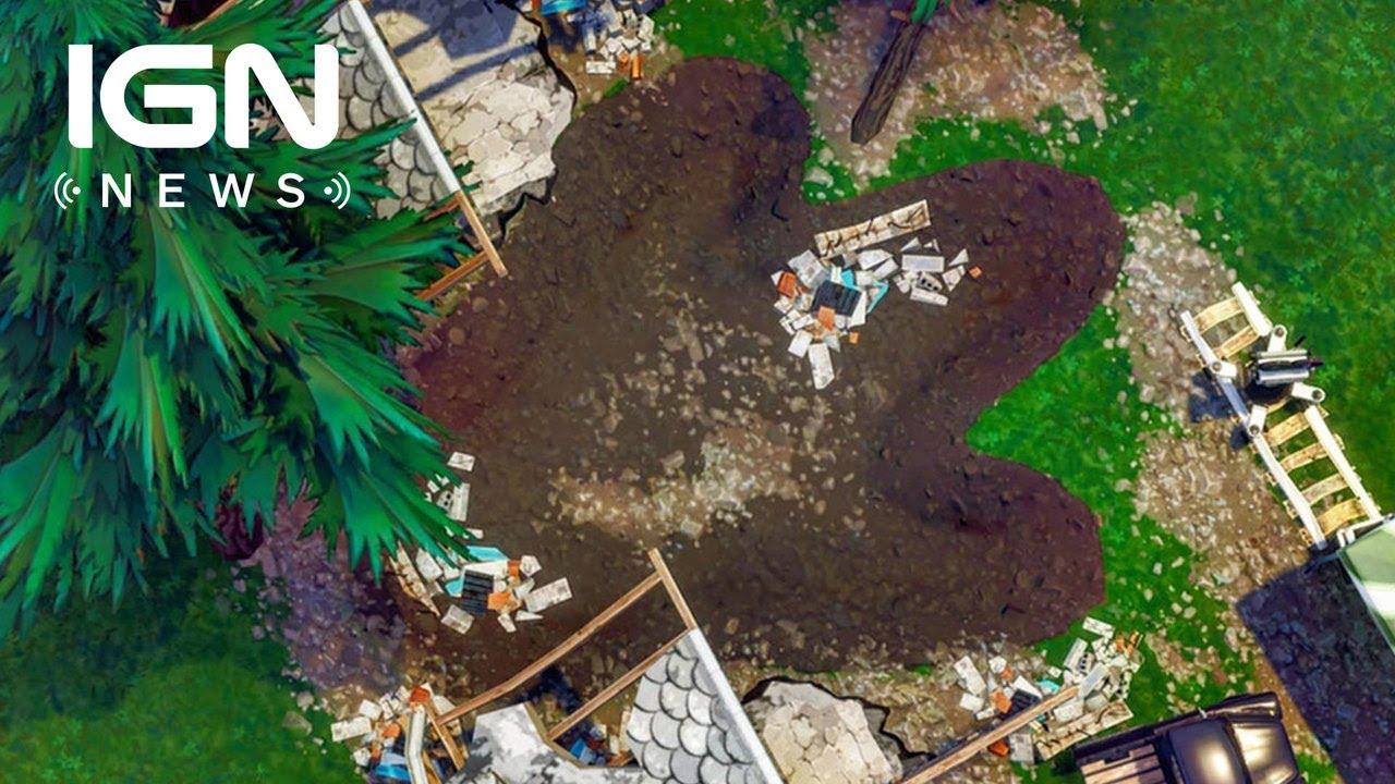 Fortnite Fans Discover Dinosaur Print Secret Battle Token IGN