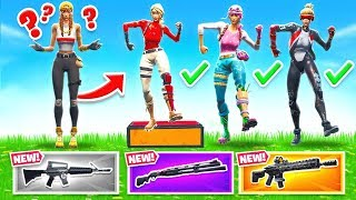 Can YOU COPY The EMOTE Loot CHALLENGE (Fortnite)