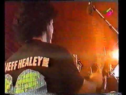 Jeff Healey -Roskilde Festival,Denmark 1990- 07- 01