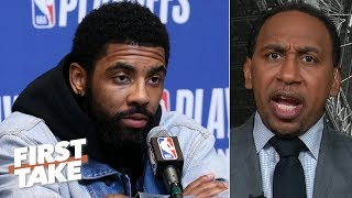 The Celtics are in a 'world of trouble' after Game 2 beatdown by the Bucks - Stephen A. | First Take