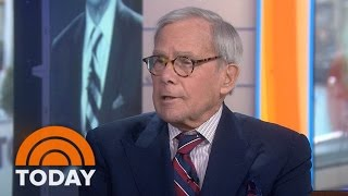 Tom Brokaw On 50 Years At NBC, Donald Trump's 'Unforeseen' Win | TODAY