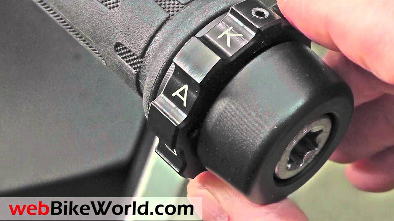 Kaoko CCF400-08 Throttle Lock Cruise Control