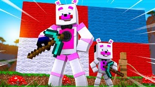 Helpy And Funtime Freddy WIN Build Battle ?! | Minecraft FNAF Roleplay