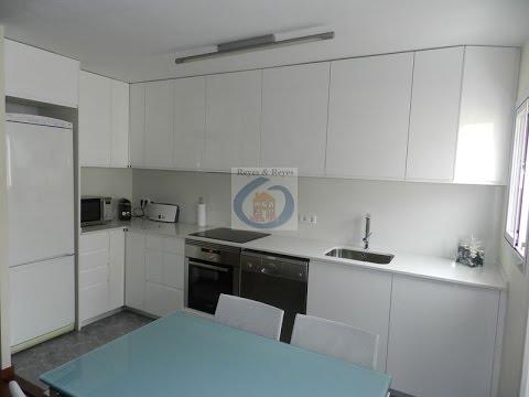 Cambiar los muebles de cocina antes y despu s - Cambiar puertas muebles cocina ...