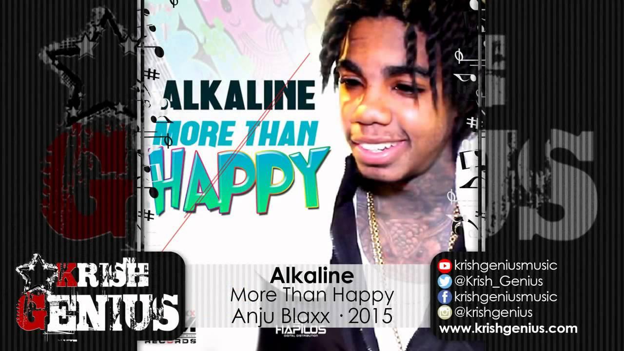 Alkaline more than happy instrumental music youtube