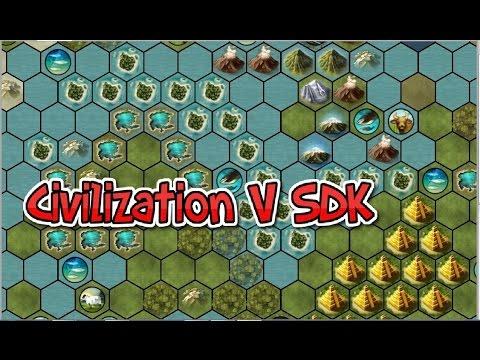 Создание карт в Цивилизации 5