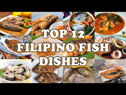 TOP 12 FILIPINO FISH DISHES | FILIPINO FISH RECIPES | PepperhonaTV