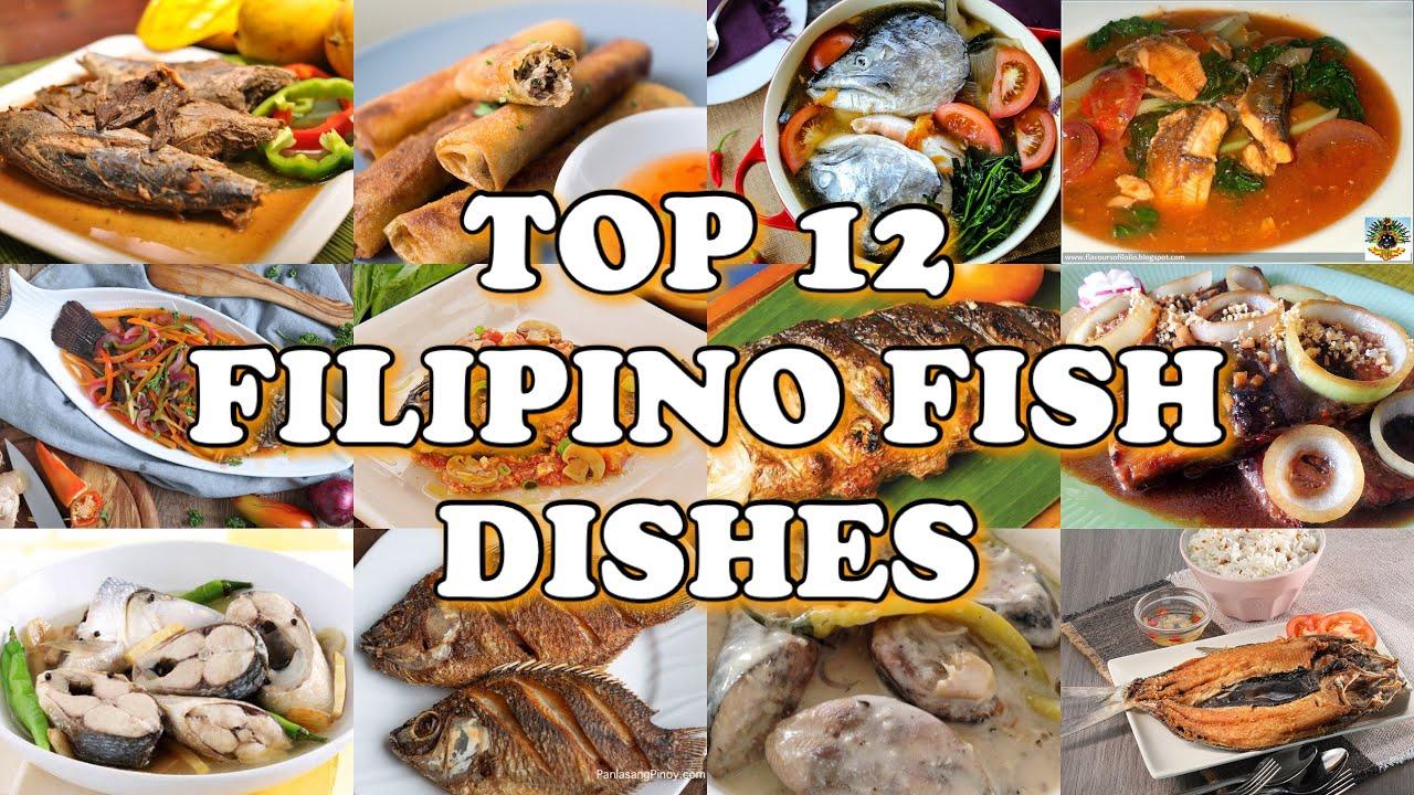 Top 12 Filipino Fish Dishes Filipino Fish Recipes Pepperhonatv Youtube