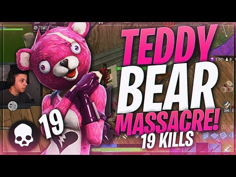 TSM Myth - TRAGIC TEDDY BEAR MASSACRE!! (Fortnite BR Full Match)