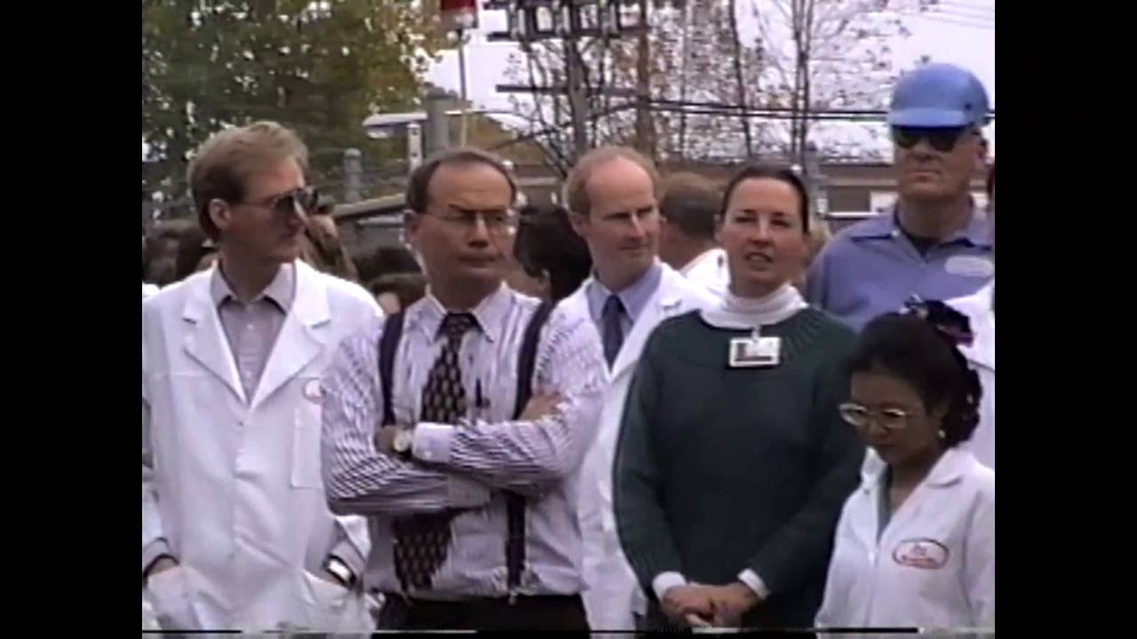WGOH - Ayerst Ground Breaking  10-5-95