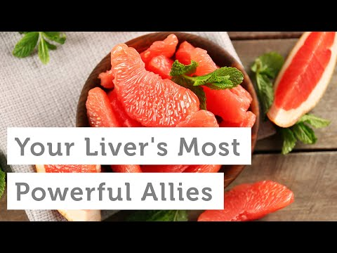 Natural Foods That Detox the Liver